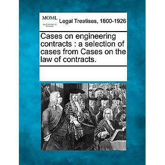 الحالات في العقود الهندسية اختيار الحالات من الحالات المتعلقة بقانون العقود. قبل متعددة المساهمين & انظر الملاحظات