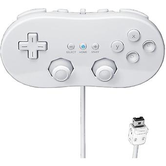 Wii Classic Controller-White