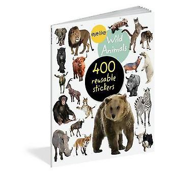 Eyelike Stickers - Wild Animals by Workman Publishing - 9780761179641