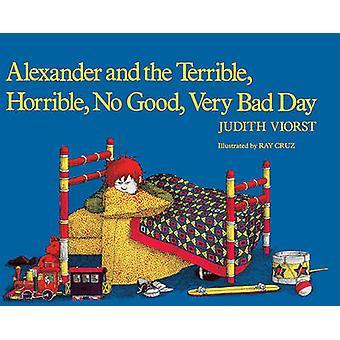 Alexander und schrecklich - schrecklich - No Good - sehr schlechten Tag (2)