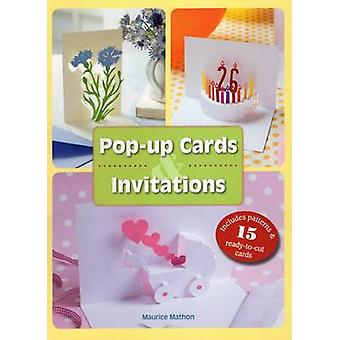 Pop-Up Cards & Invitations by Maurice Mathon - 9780811710718 Book