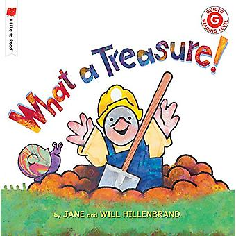 What a Treasure! by Will Hillenbrand - 9780823439874 Book