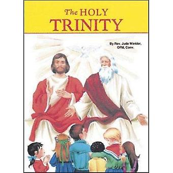 The Holy Trinity by Winkler - Jude - 9780899425160 Book