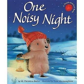 One Noisy Night by M Christina Butler - Tina Macnaughton - 9781680100
