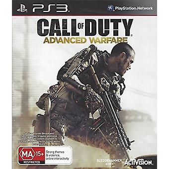 Call of Duty Advanced Warfare PS3 Game (English/Arabic Box)