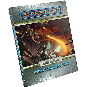 Starfinder Pawns-Against the Aeon Throne Pawn Collection Board Game