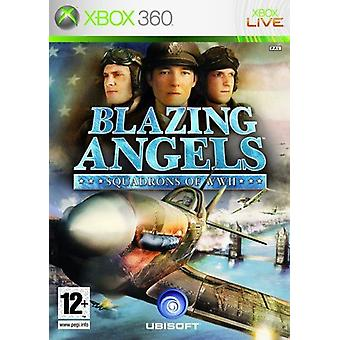 Blazing Angels Squadrons of WWII Xbox 360 Game