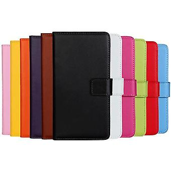 Wallet case iPhone 6s Plus, genuine leather