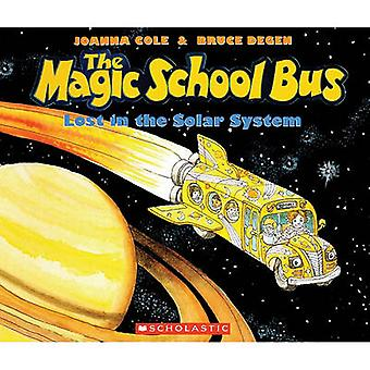 Magic School Bus Lost in the Solar System by Joanna Cole - 9780785703