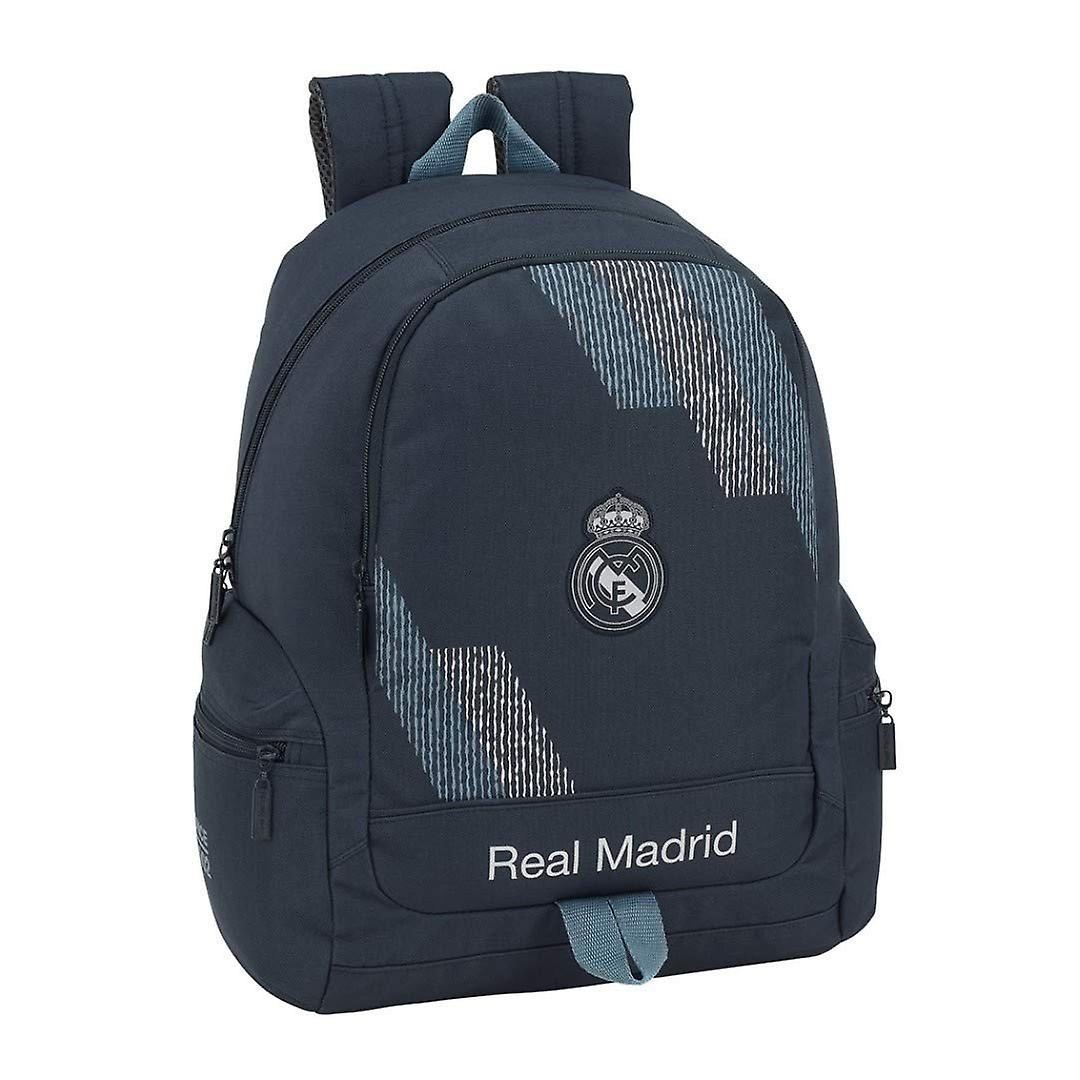 Real Madrid  Ryggsäck Skolväska Väska 43x32x17cm