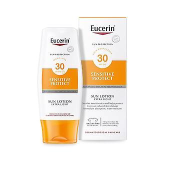 Eucerin Søn lotion ekstra lys SPF30 200ml