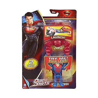 Superman Man Of Steel - Quickshots - Mega Armor Superman