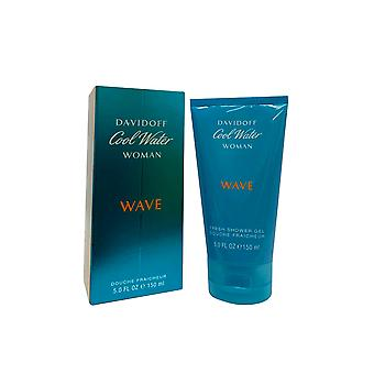 Davidoff Cool Water Woman Wave Fresh Shower Gel 150ml