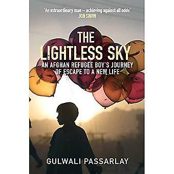 Céu sem luz: Jornada de um garoto refugiado afegão de fuga para uma nova vida na Grã-Bretanha