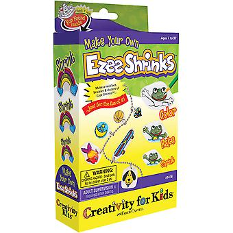 Creativity For Kids Activity Kits Make Your Own Ezee Shrinks 5 Sheets 14Ck 78
