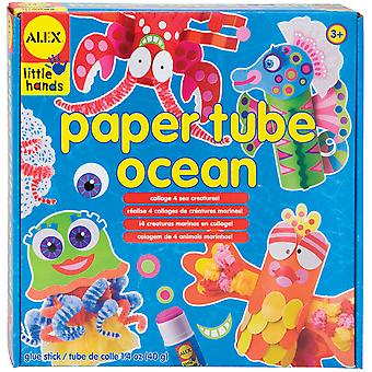 Paper Tube Ocean Kit At1418
