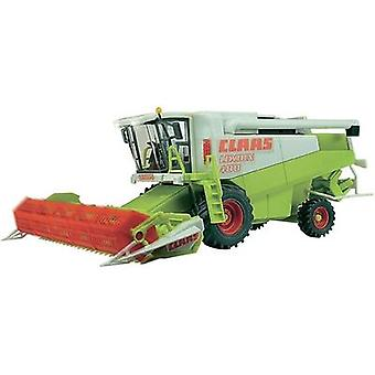Viessmann 1259 H0 Claas harvester with lighting