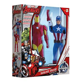 IMC Toys Figure avengers-Talkie Walkie