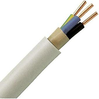 Sheathed cable NYM-J 3 G 1.5 mm² Grey Kopp 150825001 25 m