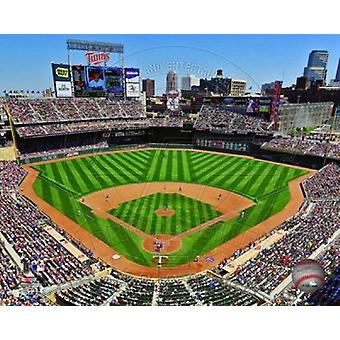 Target Field 2012 Sports Photo