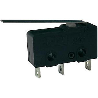 Microswitch 250 Vac 6 A 1 x On/(On) Zippy SM1-N6S-03A0-Z momentary 1 pc(s)