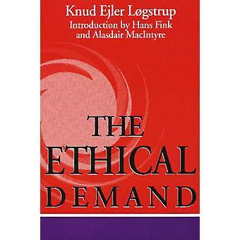 Die ethische Forderung Lgstrup & Knud Ejler