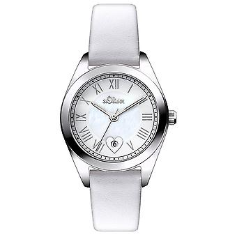 s.Oliver dameshorloge pols horloge SO-2973-LQ