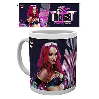 WWE Sasha banker krus