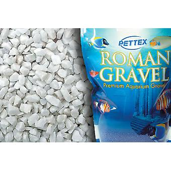 Roman Gravel Natural Alpine White 2kg