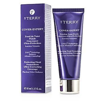 By Terry Cover Expert Perfecting Fluid Foundation - # 12 Warm Copper - 35ml/1.17oz