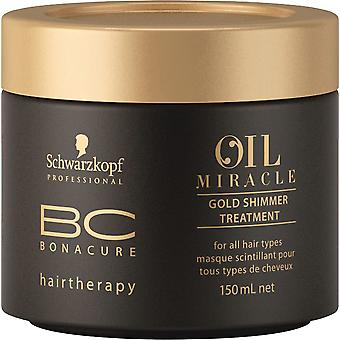 Schwarzkopf BC Oil Miracle guldskimmer Treatment 150ml