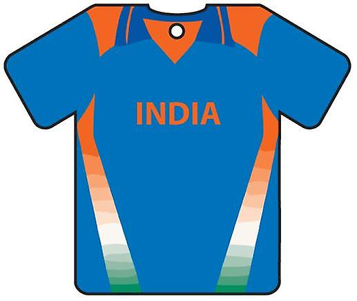 Personalised India Cricket Car Air Freshener