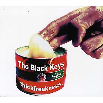 Black Keys - Thickfreakness [CD] USA import