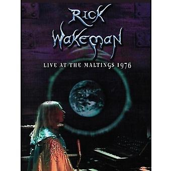Rick Wakeman - Live at the Maltings 1976 [CD] USA import