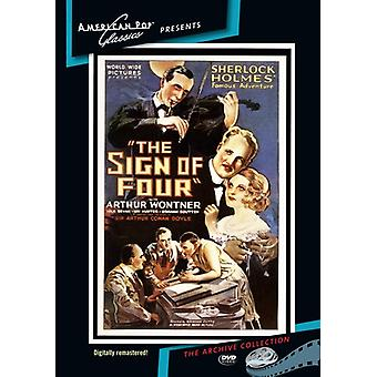Sherlock Holmes: Sign of Four [DVD] USA import