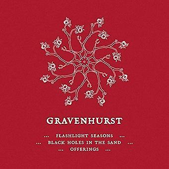 Gravenhurst - Flashlight Seasons - Black Holes in the Sand [CD] USA import