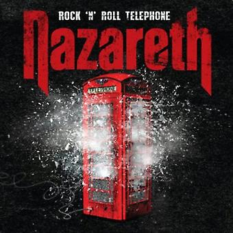 Nazareth - Rock N Roll telefon [CD] USA importerer