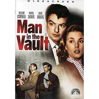 Importare uomo negli S.U.A. Vault [DVD]