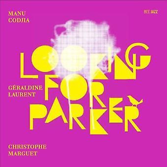 Parker/Raksin/Reid/Gillespie/hertug/Marguet/Paparell - Leder du efter Parker [CD] USA import