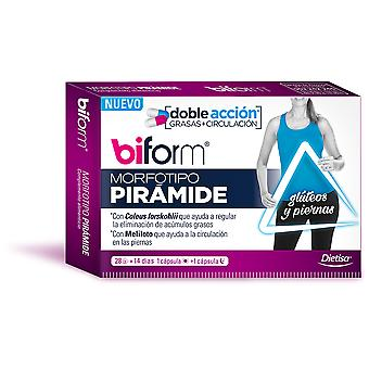 Dietisa Biform Morfotipo Pirámide (Diet , Supplements)