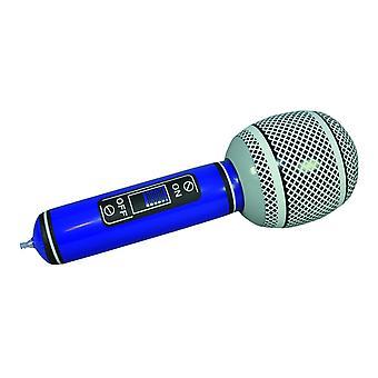Micro de inflación micro micrófono inflable superstar cantante