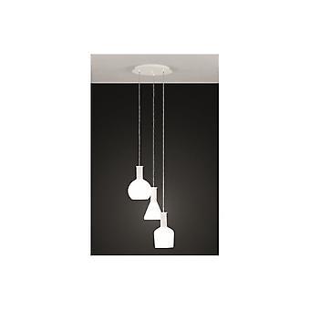 Eglo PASCOA Glass Mixture Ceiling Pendant