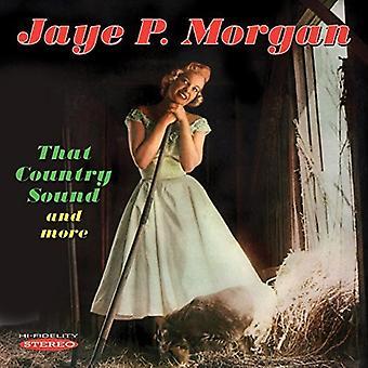 Jaye P. Morgan - importación de USA que país sonido y más [CD]