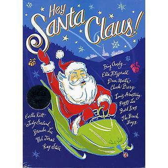 Hej! Santa Claus - Hey! Santa Claus [CD] USA importerer