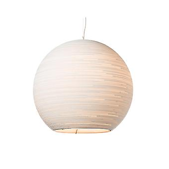Graypants Sun White Pendant Light 32 inch - E27