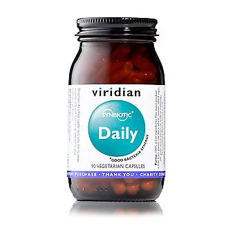 Viridian Synbiotic Daily 90 caps