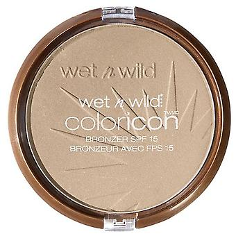 Wet N Wild Reserve Your Coloricon Bronzer Cabana Spf15 (Woman , Makeup , Face , Powders)
