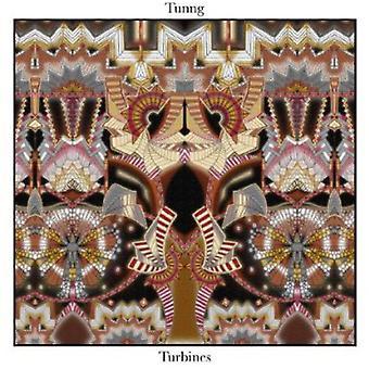 Tunng - turbiner [Vinyl] USA importerer