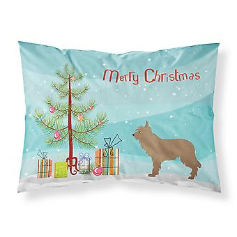 Berger Picard Christmas Fabric Standard Pillowcase