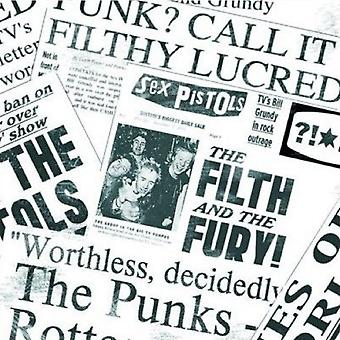 Sex Pistols filth and the fury new Official any occasion Greeting Card